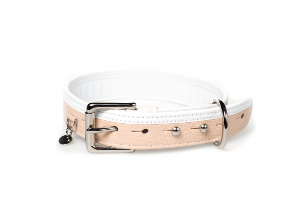 Luxurious leather dog collars 1