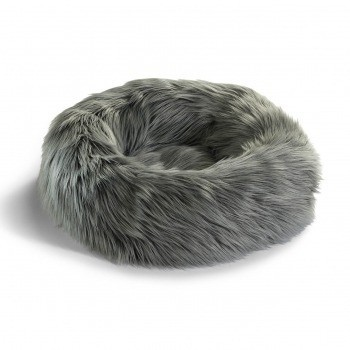 Faux fur cat nest 1