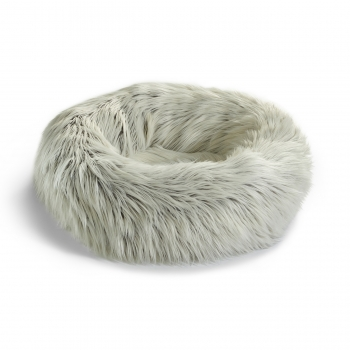 Make them Roar cat nest bed luxurious fake fur 2