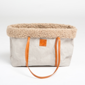 Make them Roar dog carrier made from natural environmentally friendly material 18