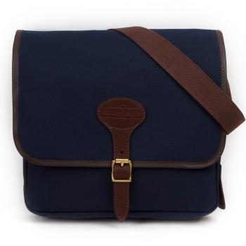 blue dog walking bag 1