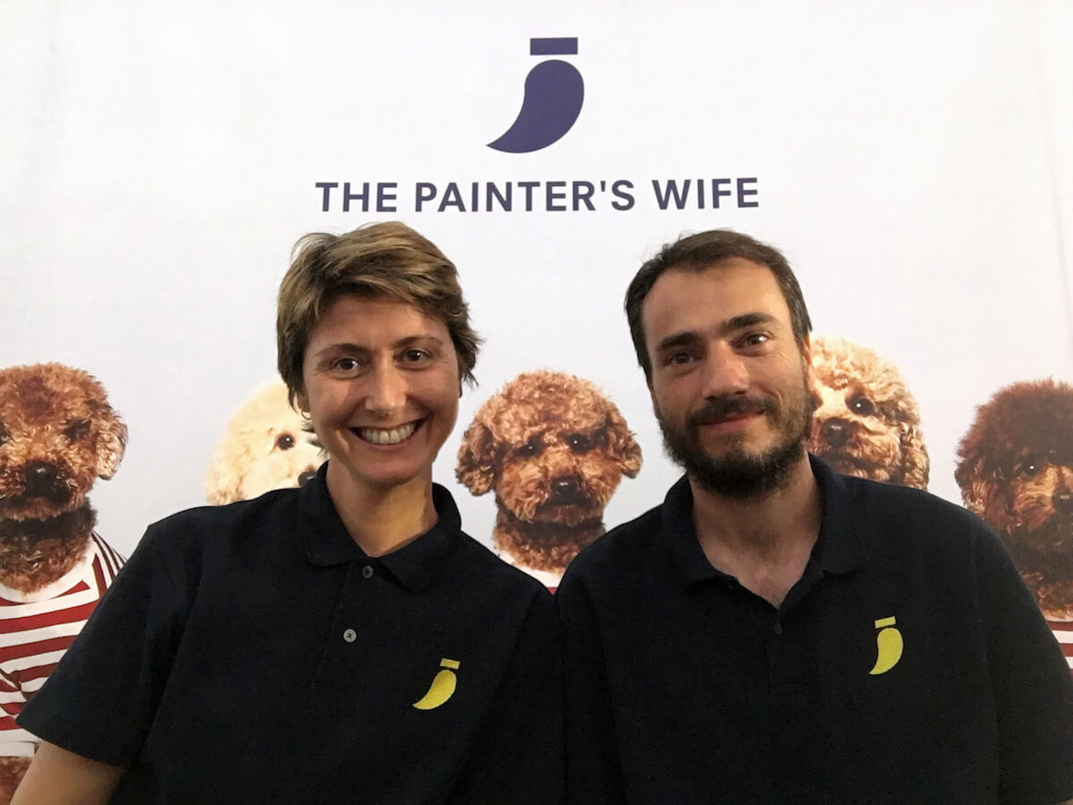 Introducing The Painter's Wife fun and stylish dog clothes made in Spain