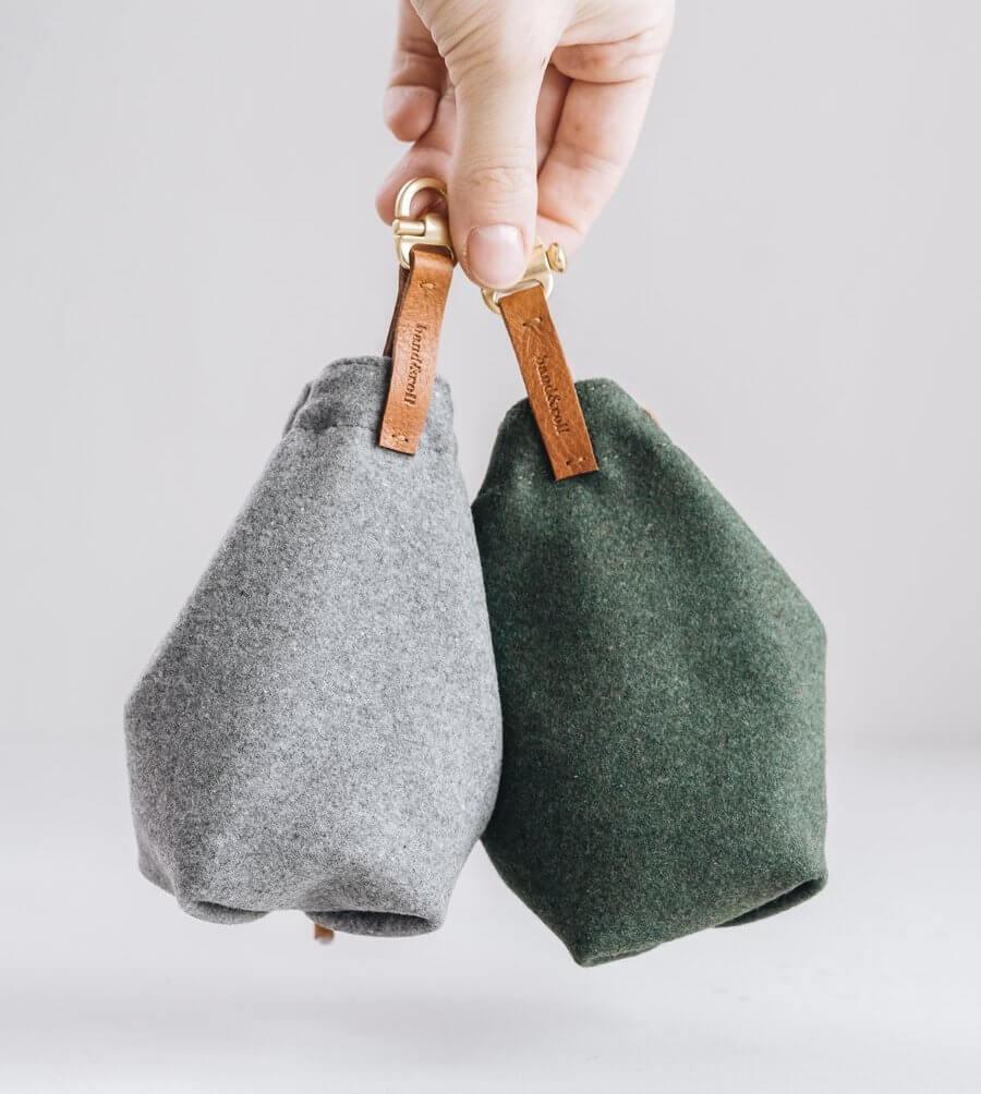 Dog Treat Bag York