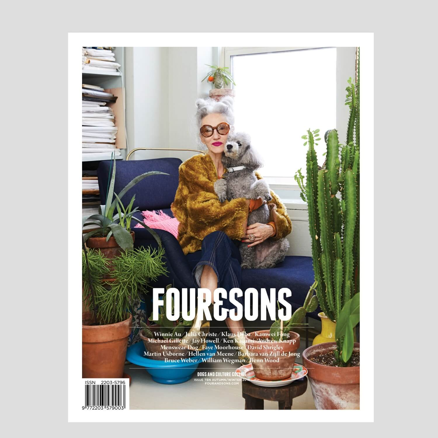 Four&Sons dog magazine – where dogs and culture collide