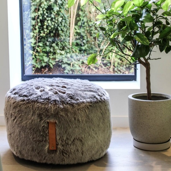 Hygge collection raised bed PUF