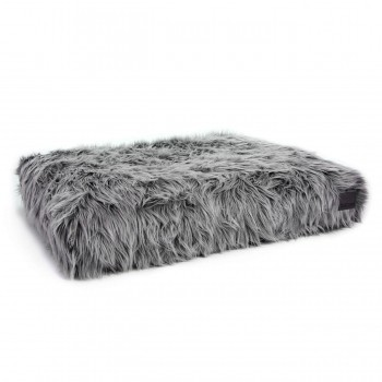 Luxuriously fluffy dog bed CAPELLO