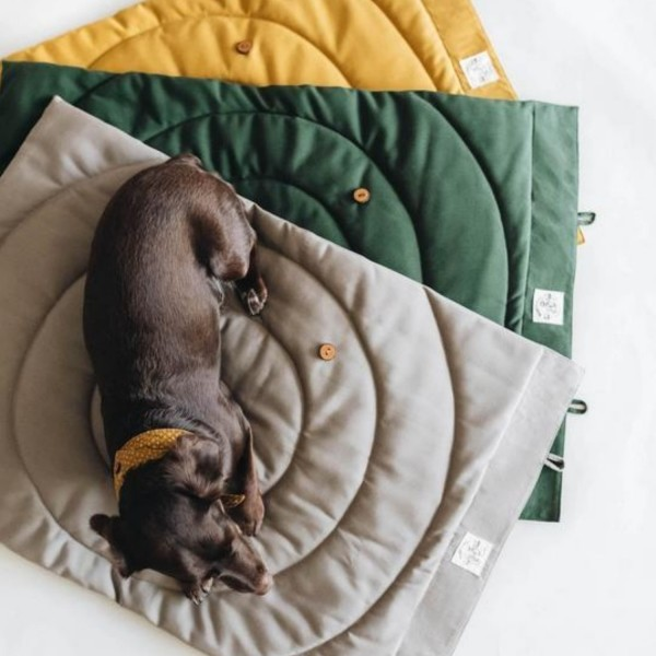 Dog travel blanket COMPASS