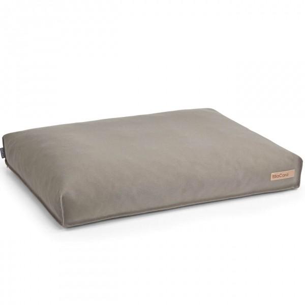 Saffron dog cushion STELLA
