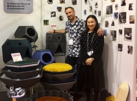How Pets & Pods make sustainable pet furniture in Kent