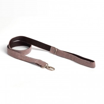 Kvadrat fabric dog lead SCOOT CASTANO