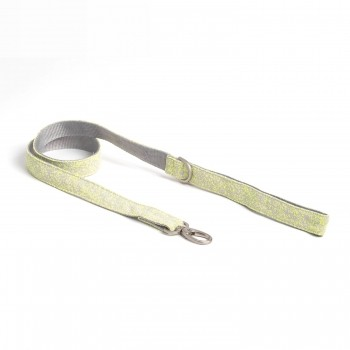 Kvadrat fabric dog lead TOKU FLUOR